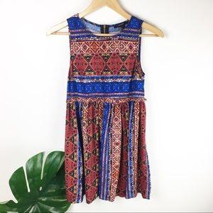 Forever 21 | Printed dress